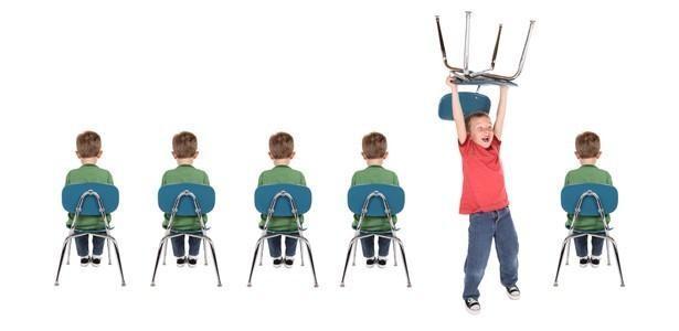La hora de las comidas en niños con TDAH