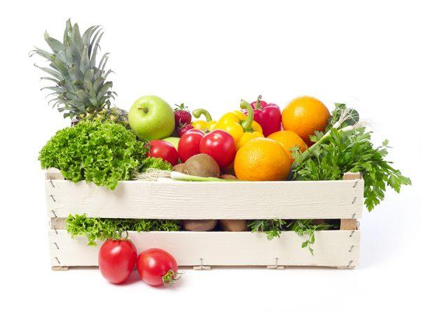 raciones fruta