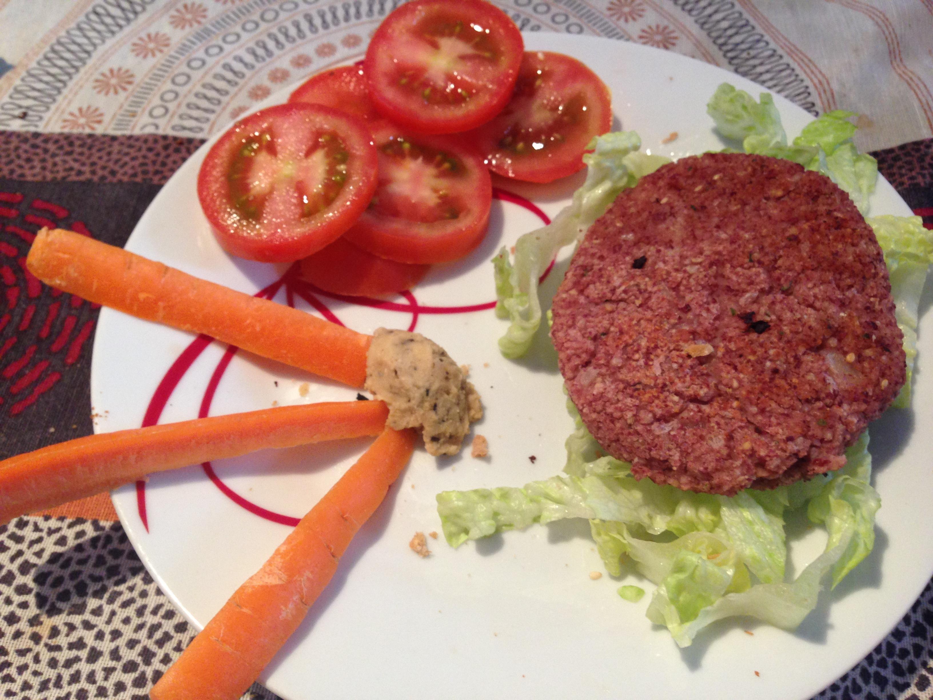 hamburguesas veganas valencia