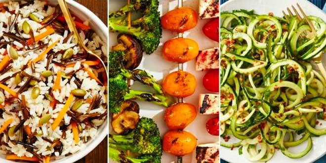 Cenas sanas para toda la familia