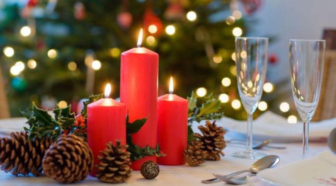 Cena de navidad; ideas diferentes