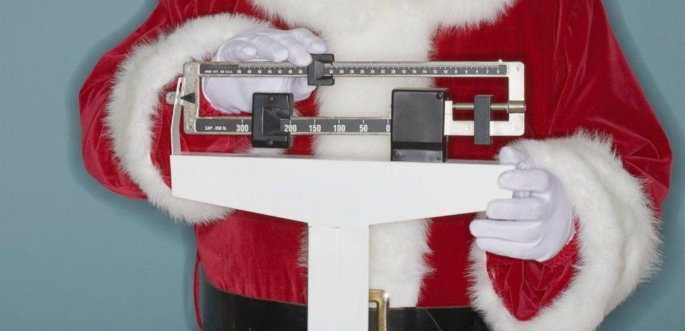 Como bajar de peso tras la navidad