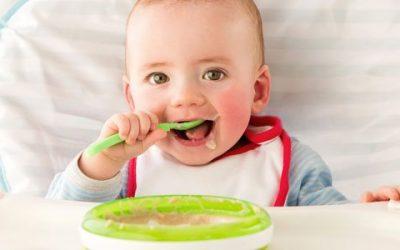 7 puntos clave en alimentación en bebés