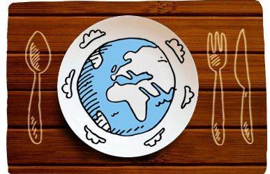 Alimentación sostenible; cuídate y cuida al planeta