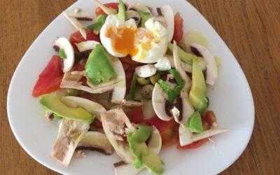 Recetas de ensaladas para el calor