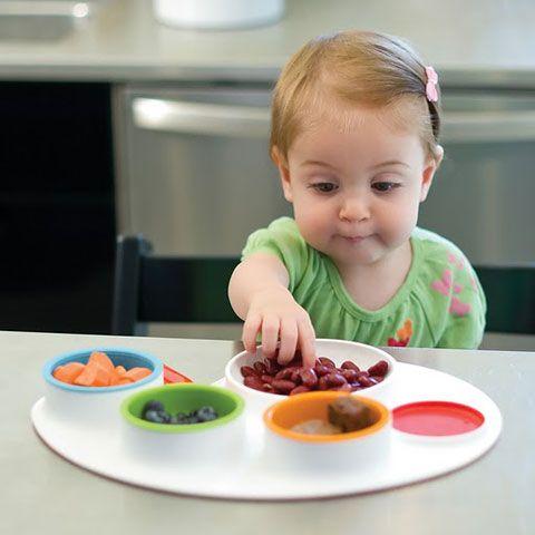 Formas de introducir la alimentación complementaria en tu bebé