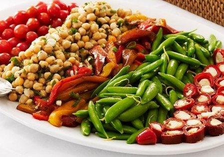 Curso de nutrición vegetariana