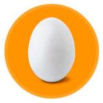 nutrientes del huevo