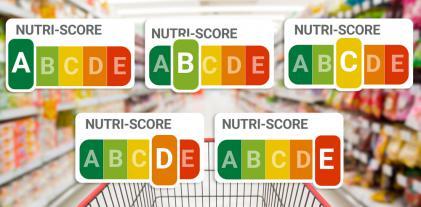 Semáforo nutricional o NutriScore: nuevo etiquetado de alimentos