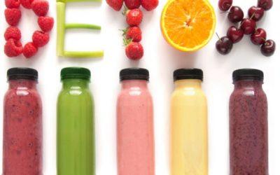 DIETAS DETOX: OPINIÓN DE UNA NUTRICIONISTA
