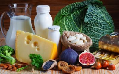 Osteoporosis; dieta para tener huesos fuertes