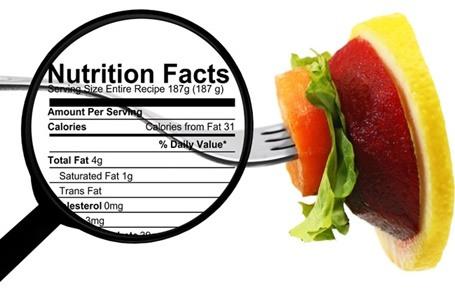 Información nutricional… lo que tienes que saber.